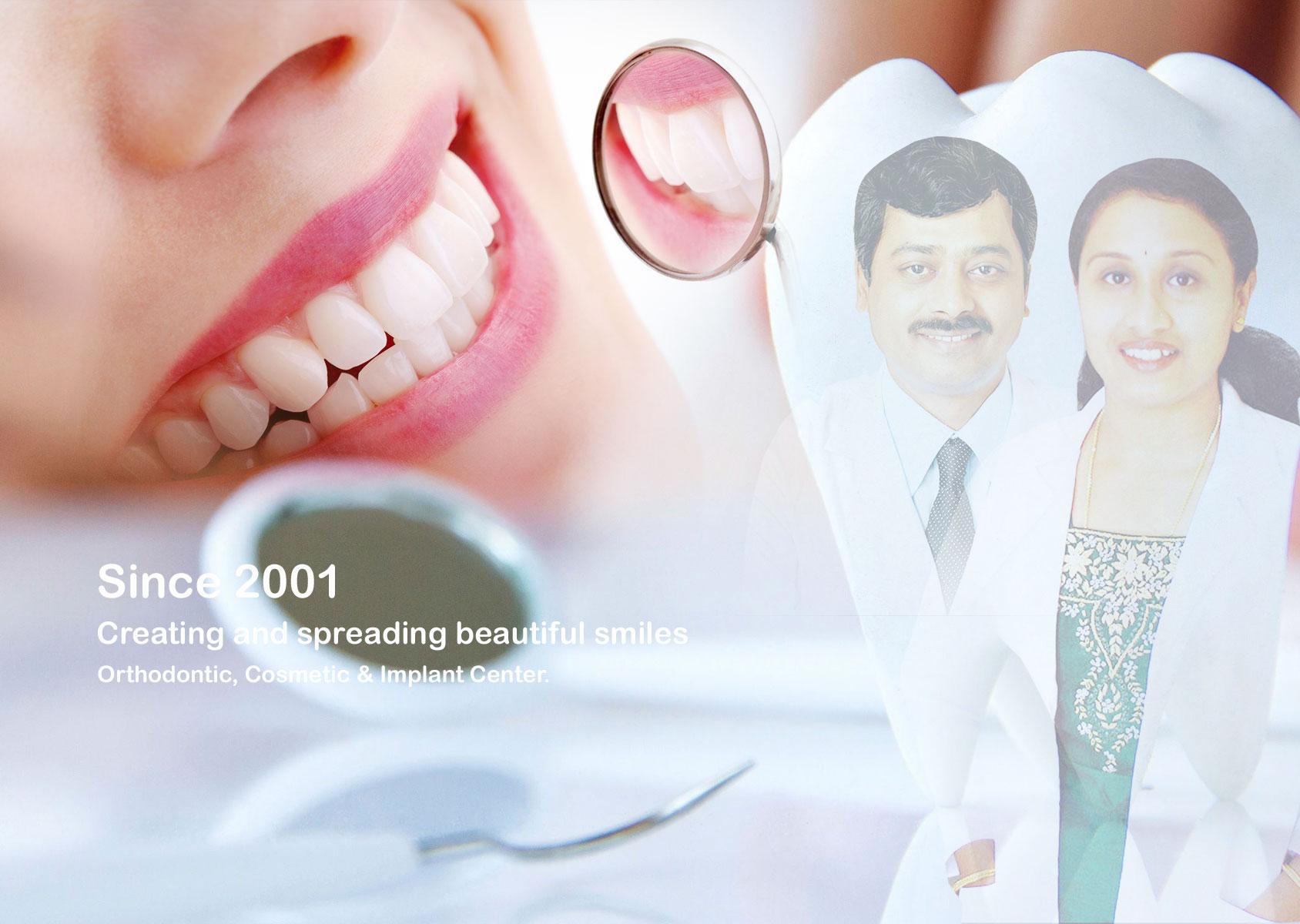 Complete Dentures ::  Jaynagar Bangalore India